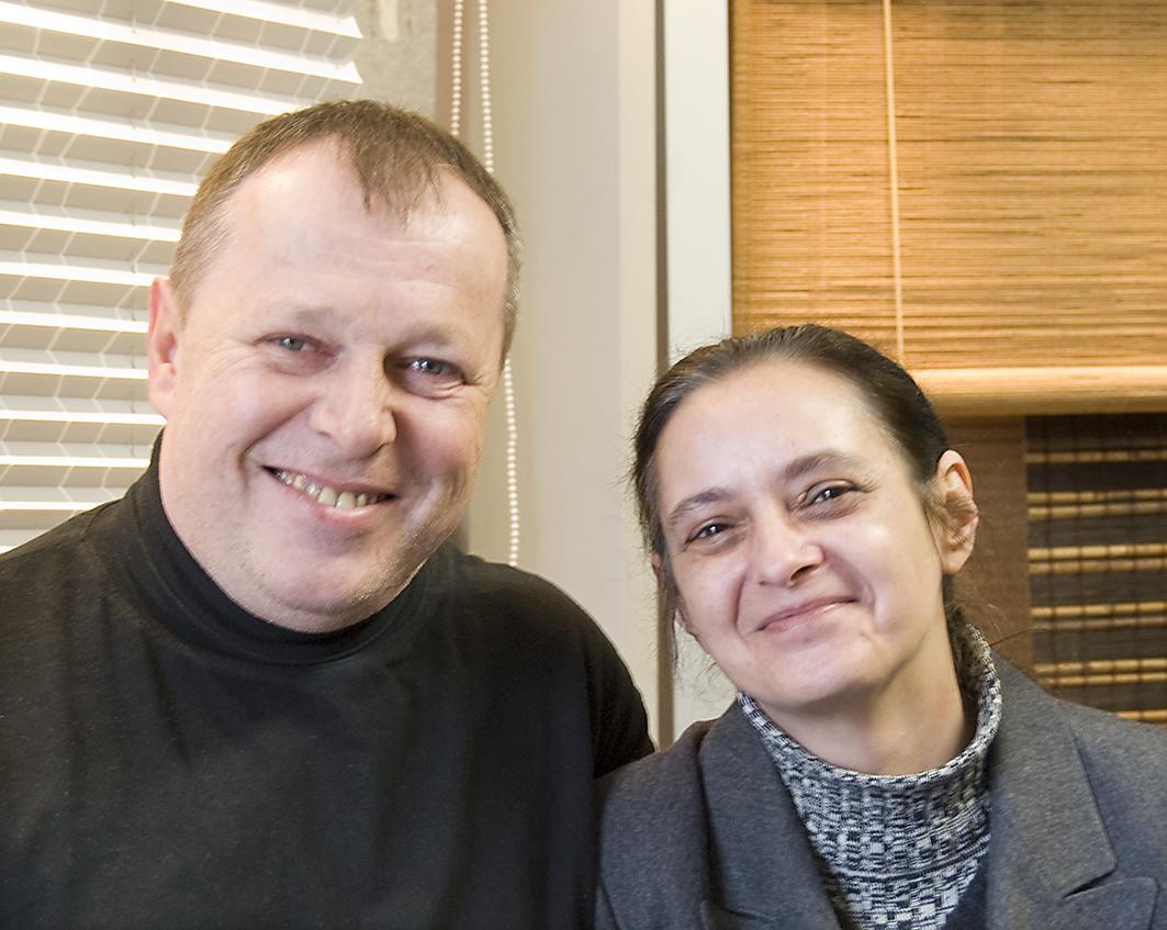 Frank und Margarida