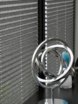 Funktion und Fensterdeko mit Plissees